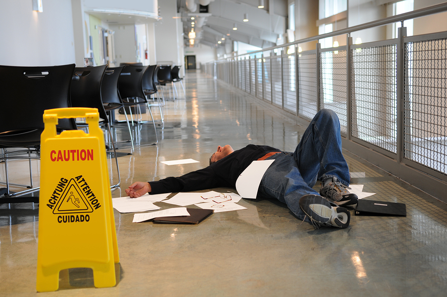 Experienced Palm Harbor Slip and Fall Attorney